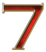 Numerology Calculation - The Pythagorean Method - Number 7
