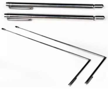 Lazada-Dowsing Rod-Stainless Steel