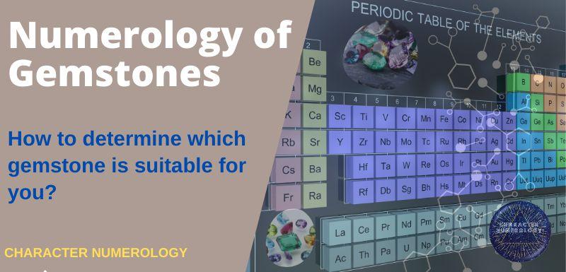 Numerology of Gemstones